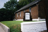 Gospel Tabernacle, 2001 December