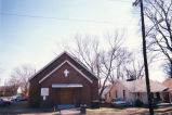 Grace Free Will Baptist Church, 2001 March 10