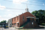 Mt. Ararat Missionary Baptist Church, 2000 June