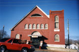 Mt. Zion Baptist Church, 2001 December