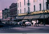 Slide Collection - Street Scene, Deaderick Street at Third Avenue North