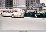 Slide Collection - Bus Shelter at Memorial Square