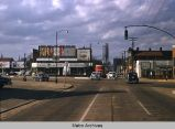 Slide Collection - Street Scene, Fourth Avenue South at Lafayette Street