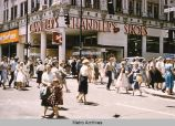 Slide Collection - Street Scene, Church Street at Seventh Avenue North