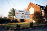 New Metropolitan Missionary Baptist Church, 2001 November 17