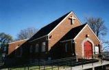 St. Paul's  Lutheran Church, circa 2001