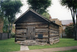 Strother's Meeting House, 2000 May