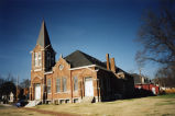 Third Baptist Church, 2001 December