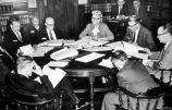 Photograph 01 of the Charter Commission at work, ca. 1962