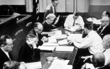 Photograph 02 of the Charter Commission at work, ca. 1962