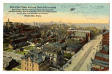 Bird's eye view, 1912