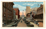 Capitol Boulevard, Looking North, Nashville, Tenn., between 1916 and 1930
