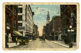 Church Street, Corner Seventh, Nashville, 1918