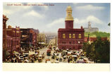 Court Square, Looking West, Nashville, Tenn., between 1901 and 1907