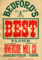 "Werthan Bag Corporation printing proof 027 -- ""Bedford's Best"""