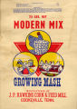 "Werthan Bag Corporation printing proof 032 -- ""Modern Mix"""