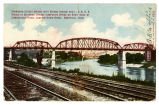 Sparkman Street Bridge,  between 1909 and 1915