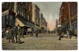 Fifth Avenue looking north from Church Street, 1910
