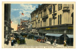 Fifth Avenue looking north from Church Street, Nashville, between 1915 and 1930