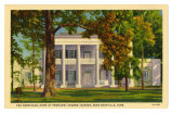 The Hermitage, home of President Andrew Jackson, near Nashville, Tenn., between 1930 and 1945