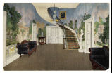 Front hall of the Hermitage, circa 1930