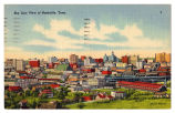 Sky line view of Nashville, Tenn., 1944