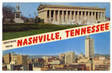 Greetings from Nashville, Tennessee, 1961