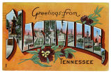 Greetings from Nashville, Tennessee, 1944