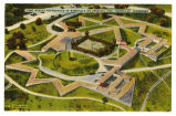 Fort Negley reproduced in Nashville on original site, Nashville, Tennessee, 1944