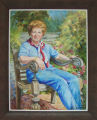 Portrait of Margaret Ann Craig Robinson, December 2003