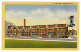 Bus depot, Nashville, Tenn., between 1935 and 1945