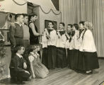Hamilton choir aids Day Home, circa 1954 December 14