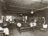 Business Branch of the Carnegie Library of Nashville, between 1931 and 1937