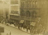 Bank run on the Tennessee Hermitage National Bank, 1930 November 14