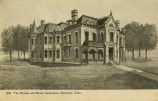 The Hayden and Brown Sanitarium, Nashville, Tenn., circa 1908