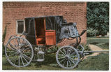 The Stage Coach of General Andrew Jackson, between 1930 and 1945