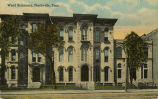 Ward Seminary, Nashville, Tenn., between 1907 and 1914