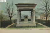 Monument to James Knox Polk, Nashville, Tenn., circa 1905