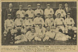 Nashville baseball team, 1908