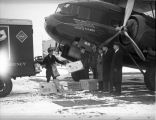 City has new air express service at the Nashville Airport, 1936 February 03