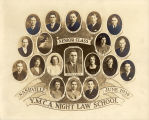 Nashville Y. M. C. A. Night Law School, Senior Class, 1934 June