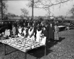 Brentwood, Tennessee, landholders honored by Hillsboro Hounds, 1936 November 21