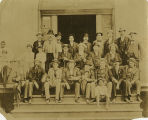 Tennessee Press Association in conference at Jackson, Tennessee, 1893