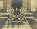 Wallace University School baseball squad, between 1914 and 1933