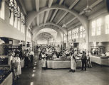 Photograph of the City Market House, circa 1937