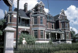 Photograph of the Drouillard Mansion in Nashville, Tennessee, circa 1960