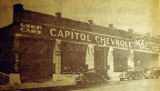 Capitol Chevrolet, from the Nashville Times, 1940