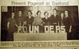 Present pageant at Eastland, from the Nashville Times, 1940