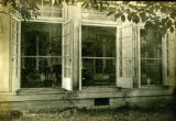 Exterior windows of Conservatory at Bonnie Brae residence, Nashville, Tennessee, n.d.