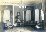 Interior parlor of the Bonnie Brae residence, Nashville, Tennessee, n.d.